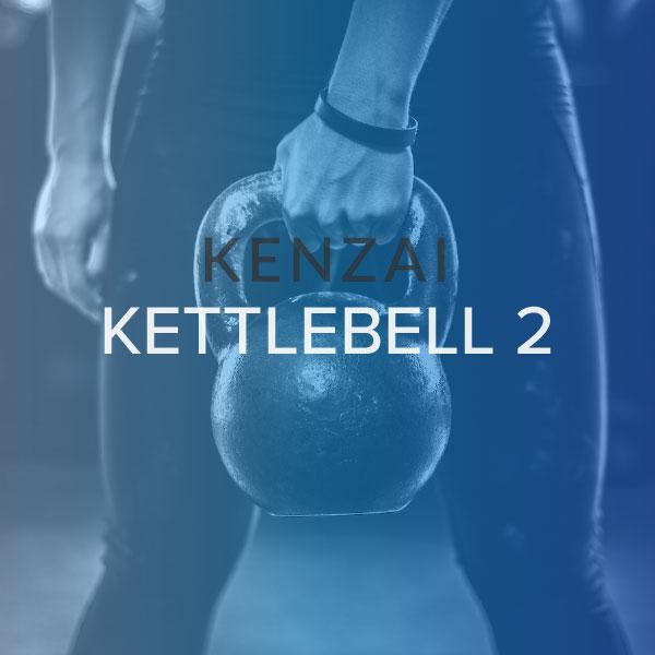 Kenzai Kettlebell 2