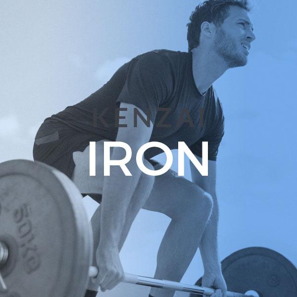 Kenzai Iron