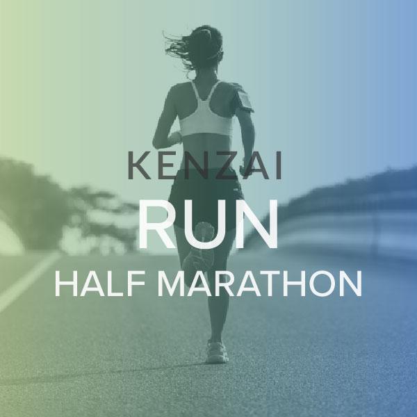 Kenzai Run Half Marathon