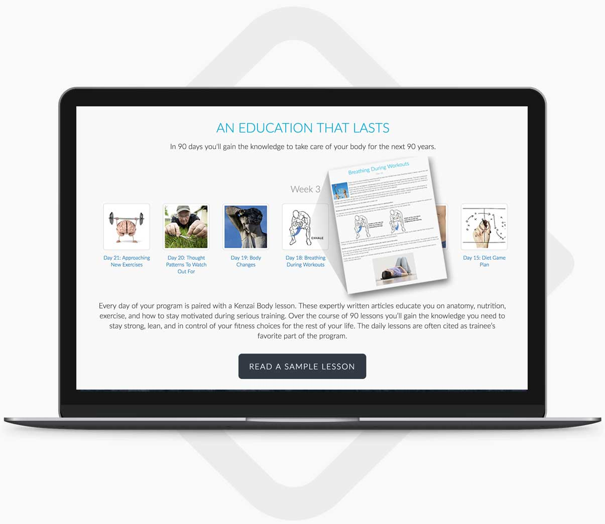 Nutrition Education | Kenzai