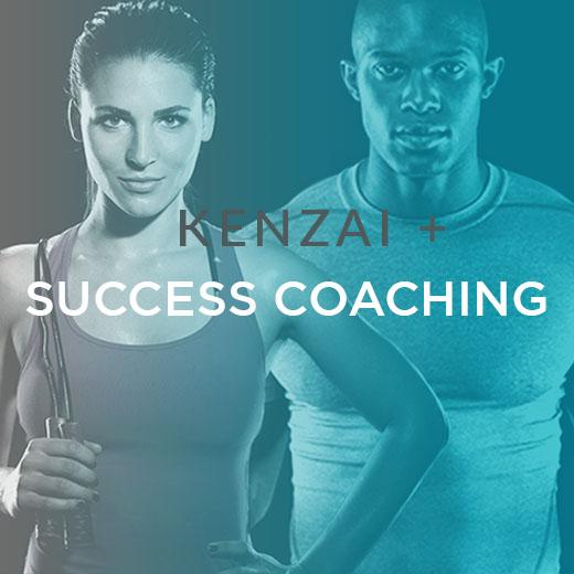 Kenzai + Success Coaching